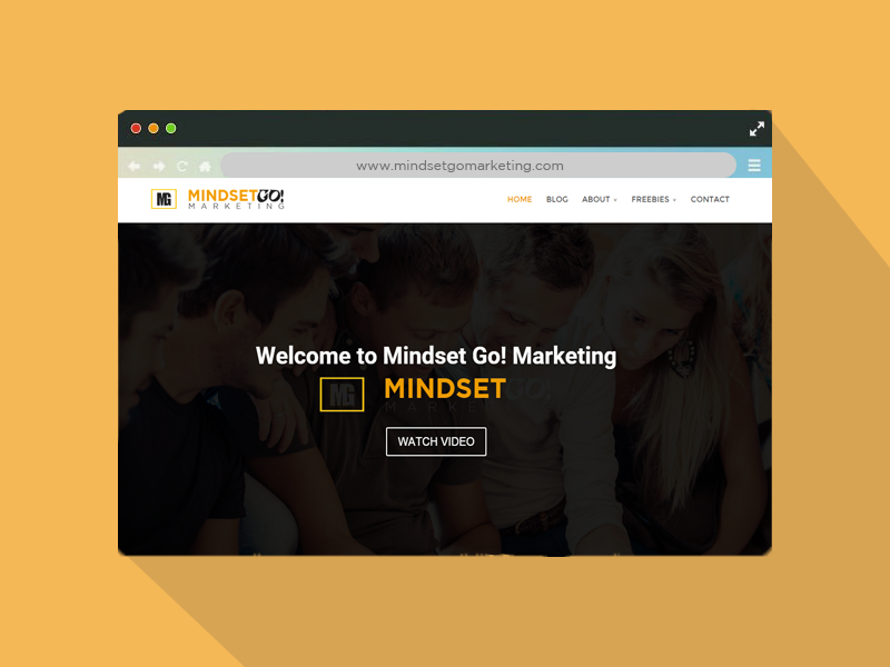 Mindset Go! Marketing